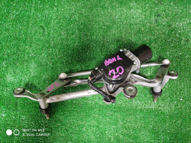 Мотор дворников Honda Fit GP5 LEB 2015 передний