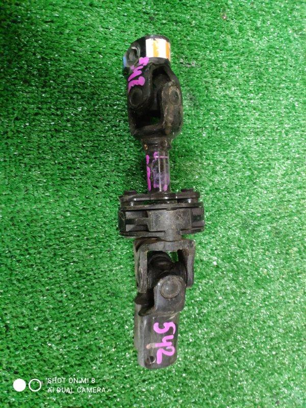Рулевой карданчик Subaru Impreza Xv GP7 FB20