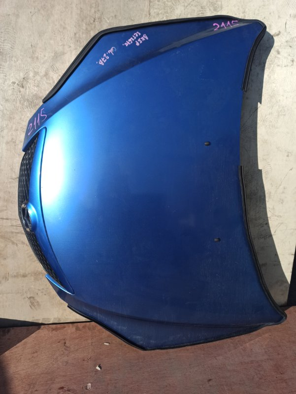 Капот Mazda Axela BKEP