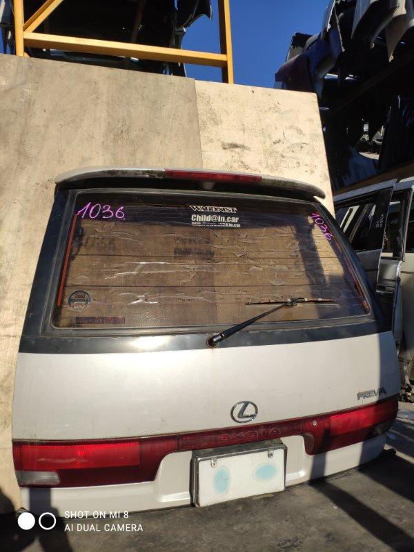 Дверь задняя Toyota Estima TCR20 2TZ
