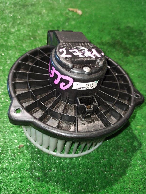 Мотор печки Mazda Biante CCEFW