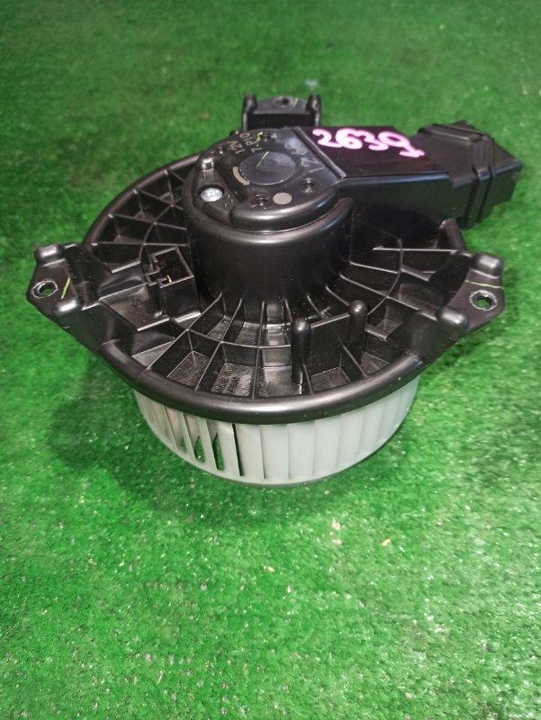 Мотор печки Toyota Vitz KSP130