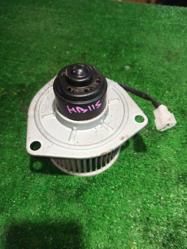 Мотор печки Suzuki Alto HA11S