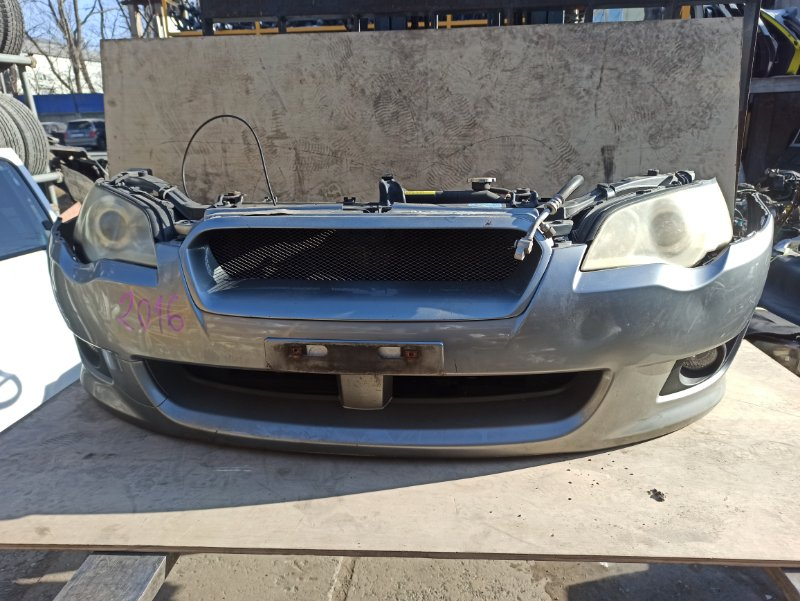 Nose cut Subaru Legacy BL5 EJ204