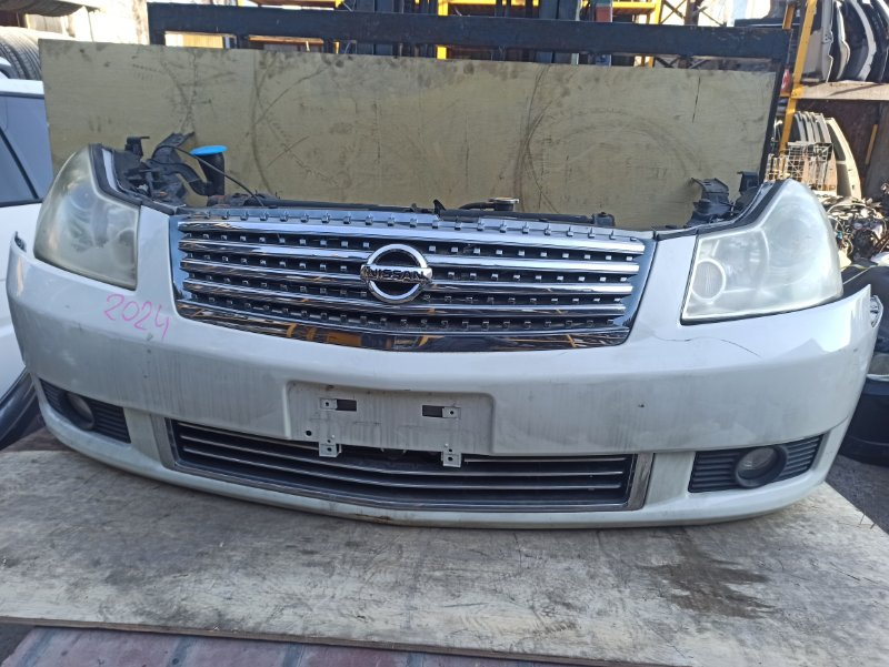Nose cut Nissan Fuga Y50