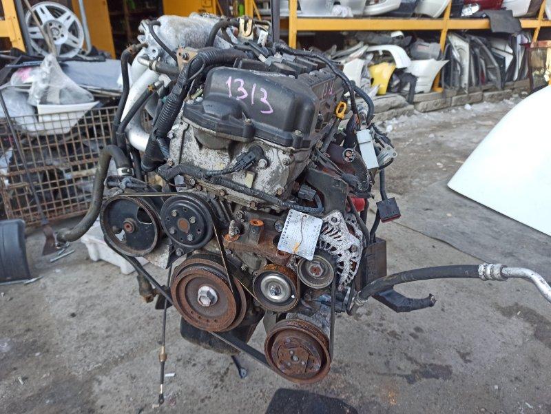 Двигатель Nissan Bluebird QG10 QG18