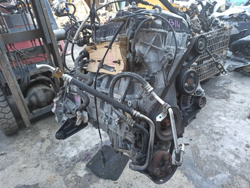 Двигатель Mazda Axela BKEP LF