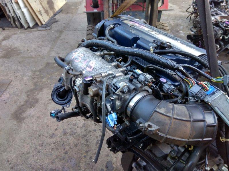 Двигатель Honda Accord CH9 H23A