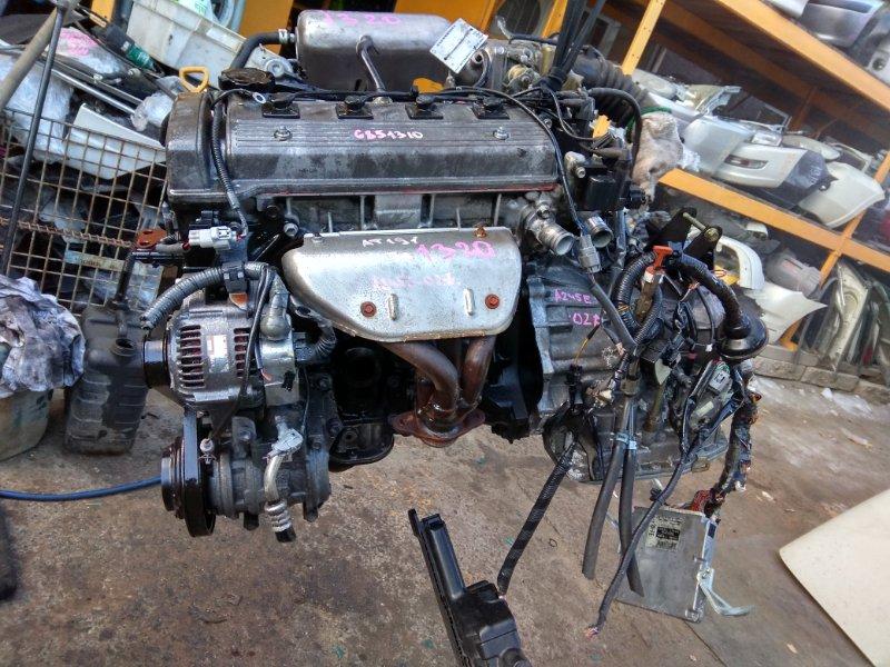 Двигатель Toyota Caldina AT191 7A-FE