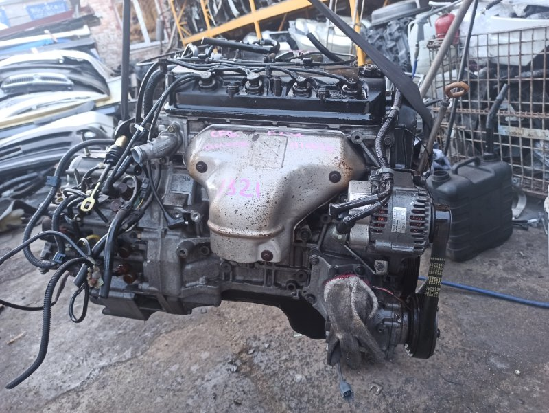 Двигатель Honda Accord CF6 F23A