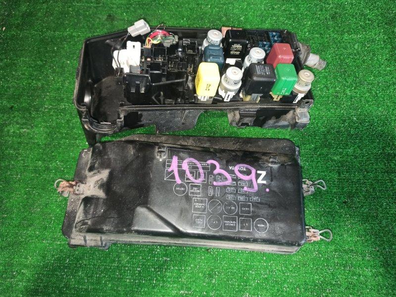 Блок предохранителей Toyota Crown GS141 1G-GZE