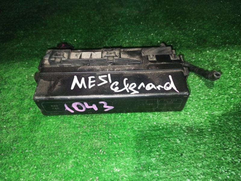 Блок предохранителей Nissan Elgrand ME51 VQ35