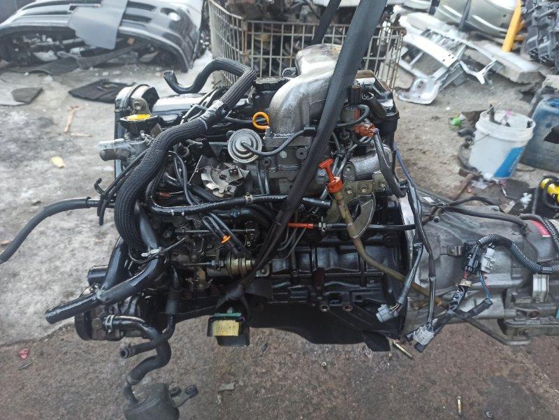 Двигатель Toyota Hiace LH178 5L