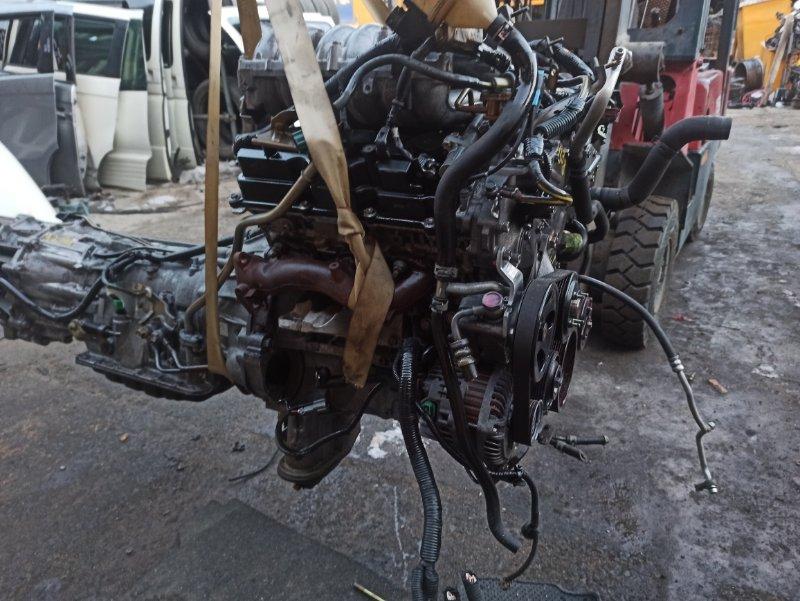 Двигатель Nissan Elgrand MNE51 VQ35