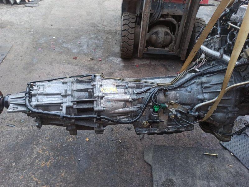 Акпп Nissan Elgrand MNE51 VQ35