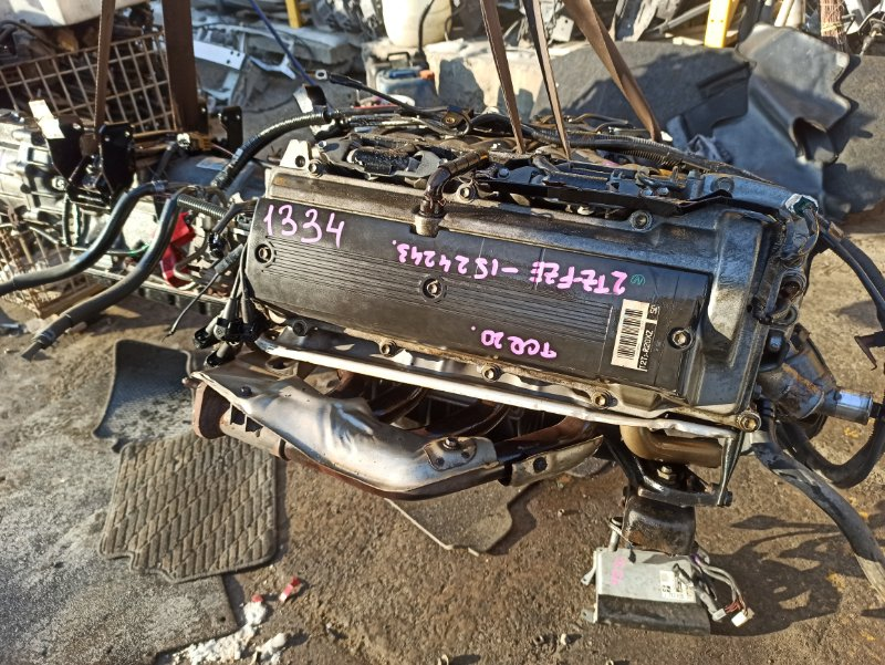 Двигатель Toyota Estima TCR20 2TZ-FZE