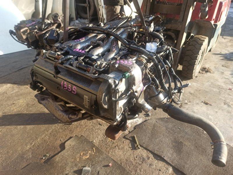 Двигатель Toyota Estima TCR20 2TZ-FE