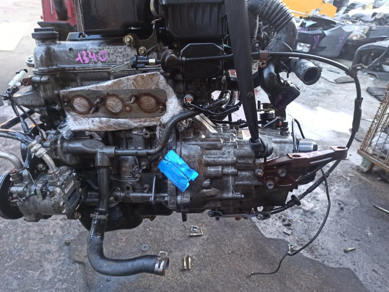 Мкпп Suzuki Alto HA23S K6A