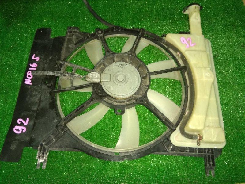 Диффузор радиатора Toyota Probox NCP165 1NZ 2015