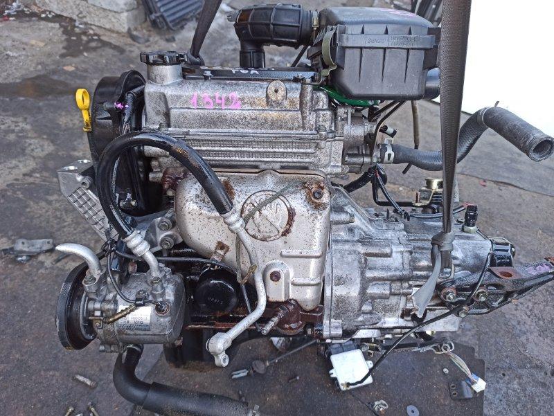 Двигатель Suzuki Alto HA12S F6A