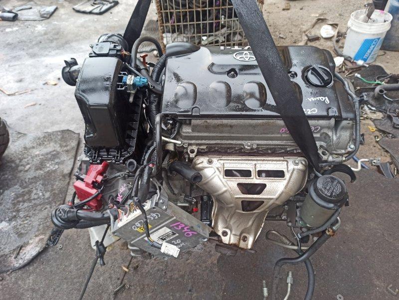 Двигатель Toyota Funcargo NCP21 1NZ-FE