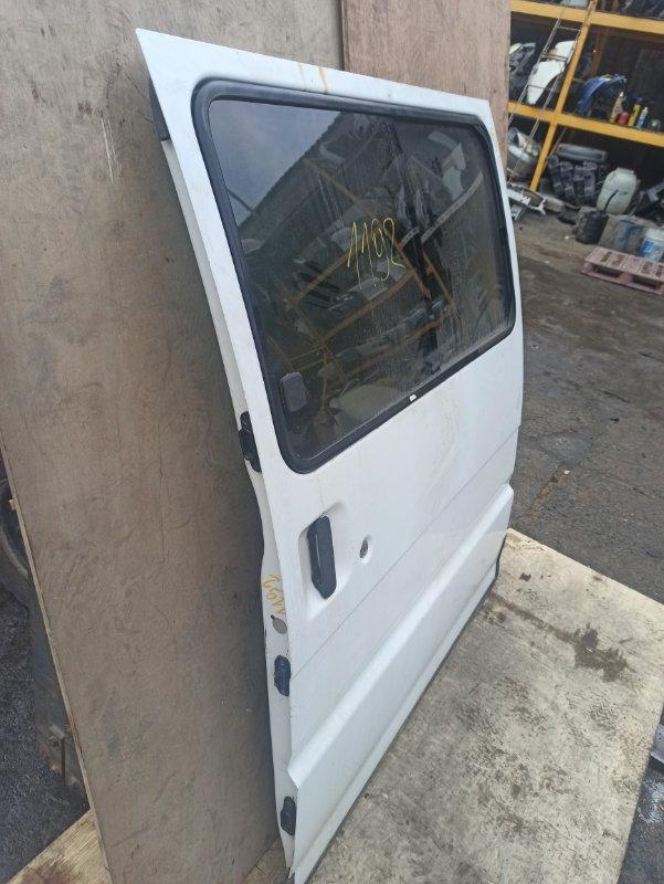 Дверь Nissan Vanette SKF2MN задняя левая