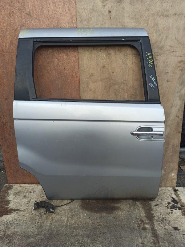 Дверь Honda Elysion RR1 задняя правая