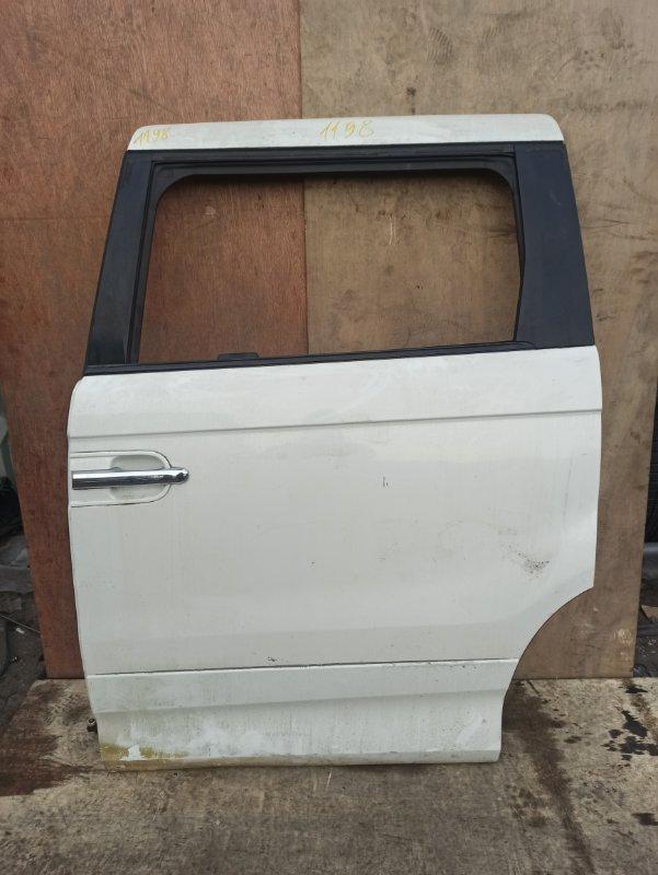 Дверь Honda Elysion RR1 задняя левая