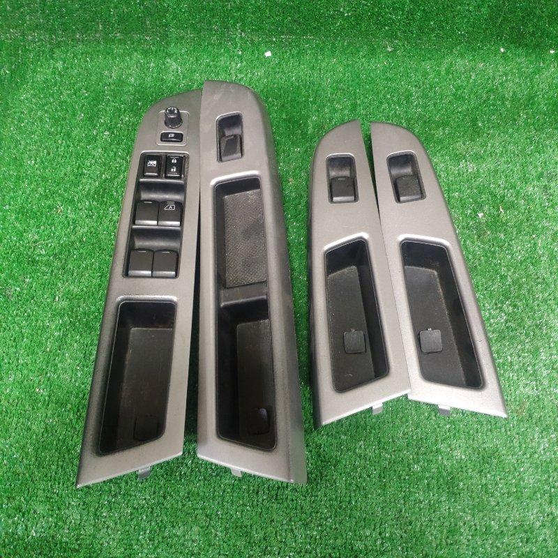 Блок упр. стеклоподьемниками Subaru Xv GPE FB20 2015