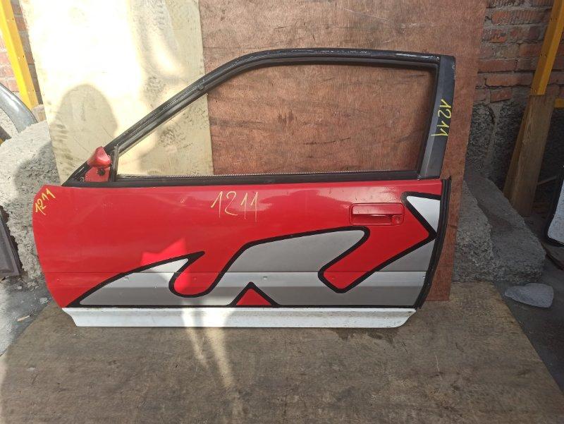 Дверь Honda Cr-X EF8 передняя левая