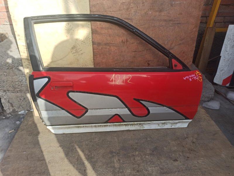 Дверь Honda Cr-X EF8 передняя правая