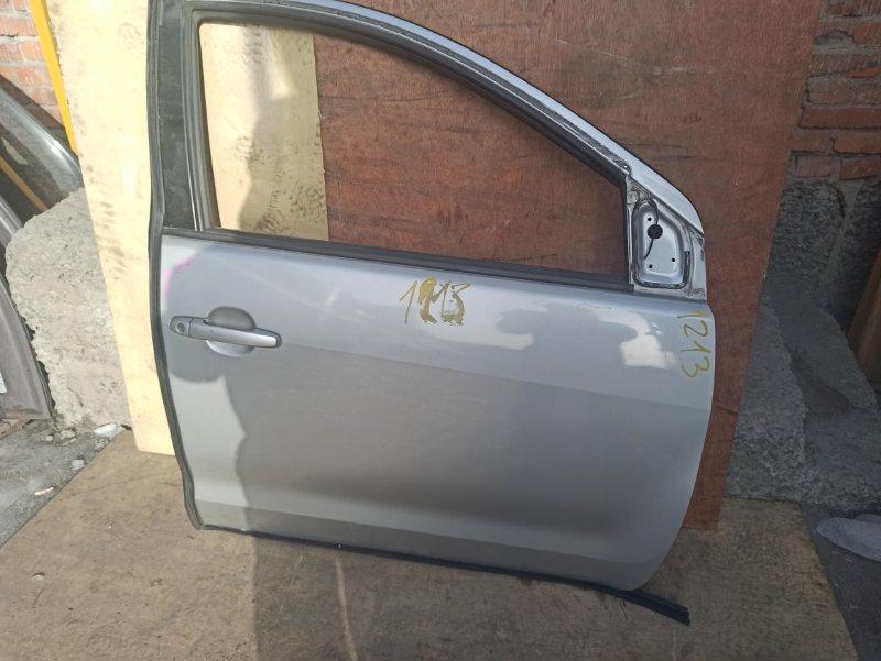 Дверь Toyota Ist NCP60 передняя правая