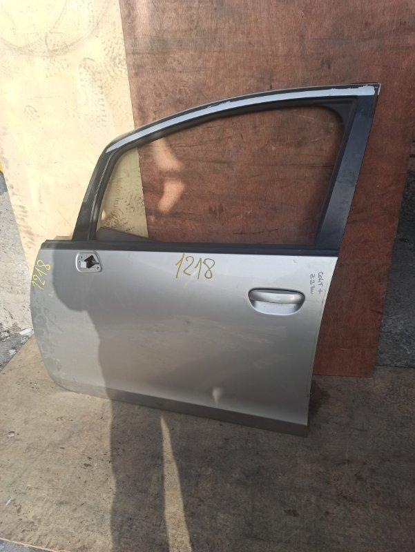 Дверь Mitsubishi Colt Z21A передняя левая