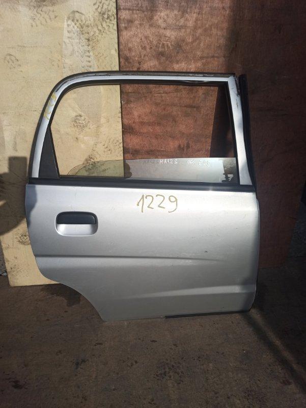 Дверь Suzuki Alto HA12S задняя правая