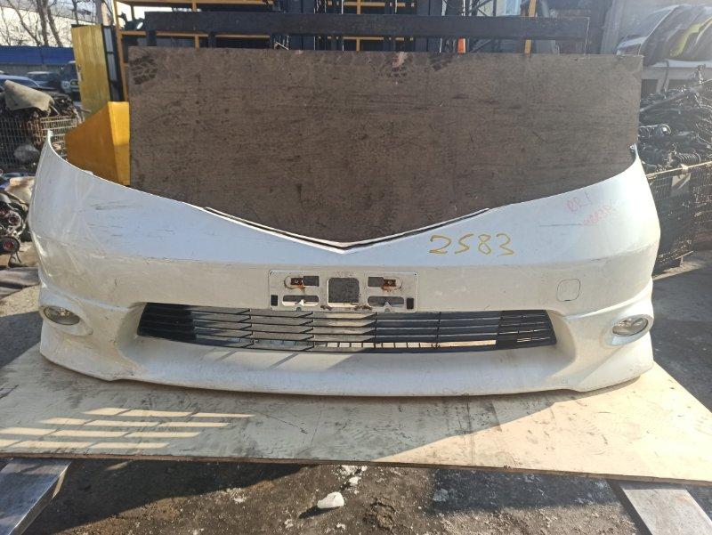 Бампер Honda Elysion RR1 передний