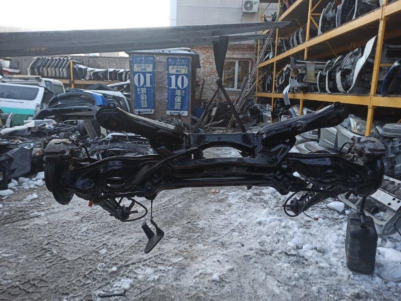 Балка подвески Honda Elysion RR1 K24A задняя