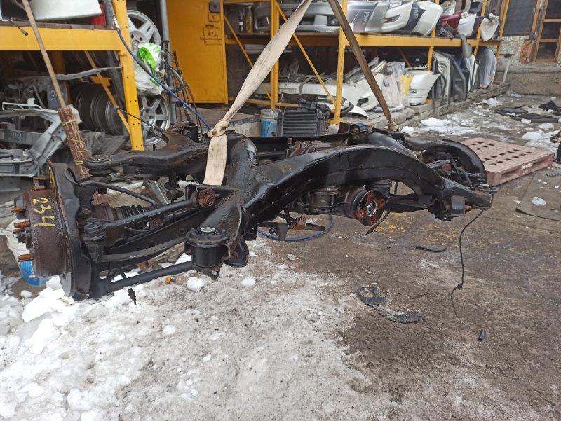 Балка подвески Toyota Mark Ii JZS171 1JZ-FE задняя