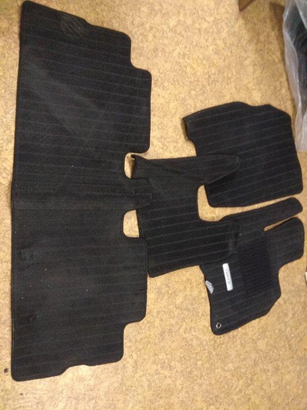 Коврики комплект Nissan Dayz B21A