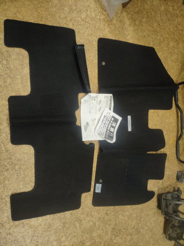 Коврики комплект Nissan Dayz Roox B21A
