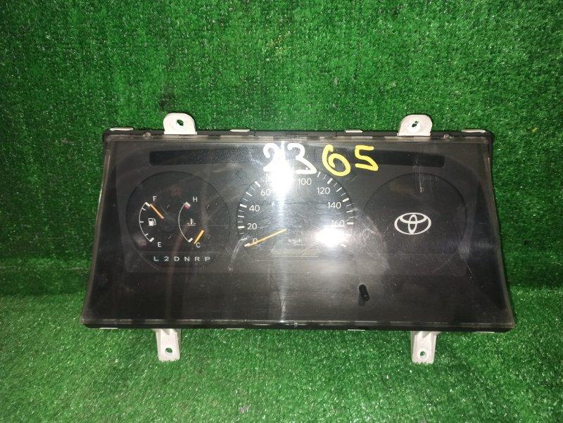 Панель приборов Toyota Hiace KZH116 1KZ