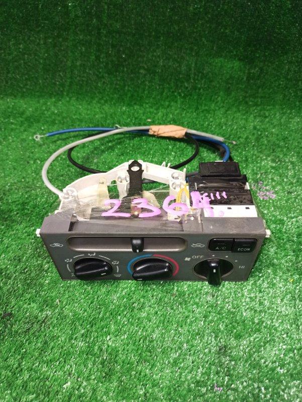 Блок управления климат-контролем Toyota Spacio AE111