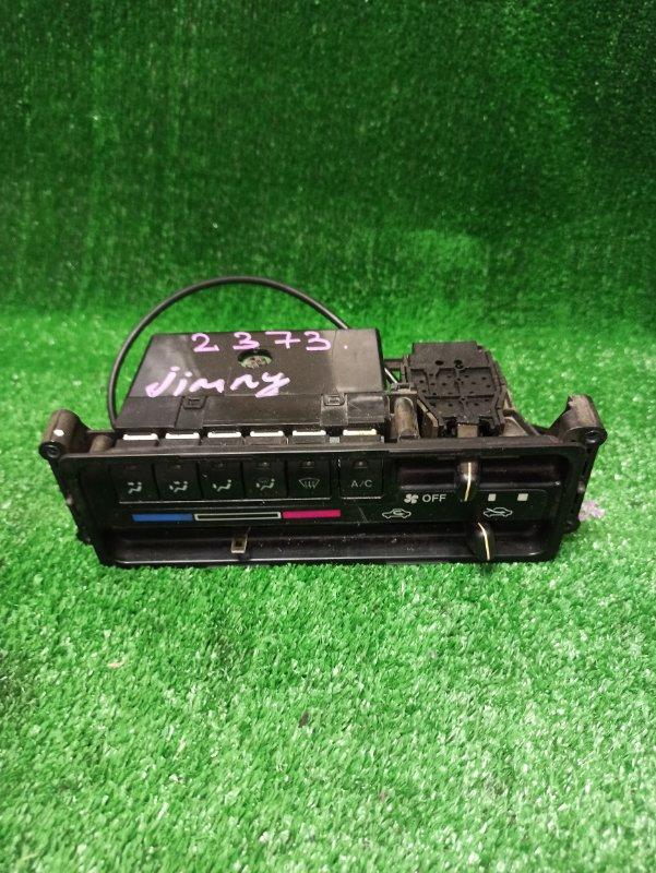 Блок управления климат-контролем Suzuki Jimny JB23
