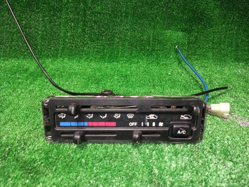 Блок управления климат-контролем Suzuki Alto HB11S