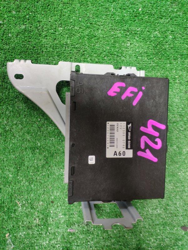 Блок управления efi Daihatsu Move L150S