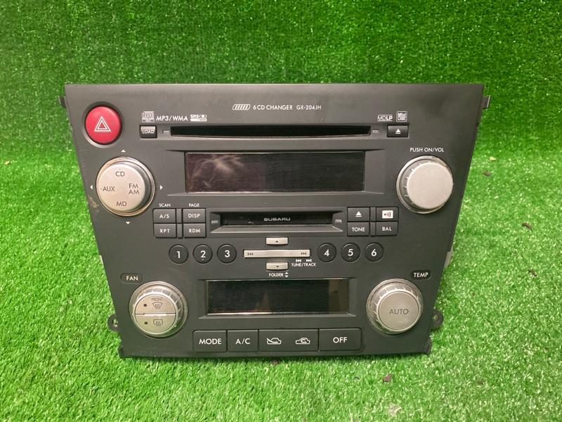 Магнитофон Subaru Legacy BL5