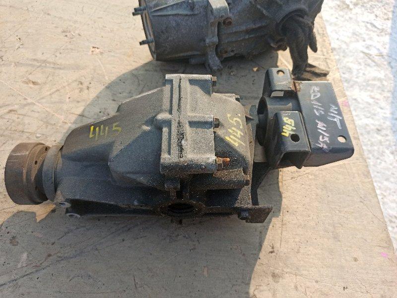 Редуктор Suzuki Swift ZD11S M15A задний