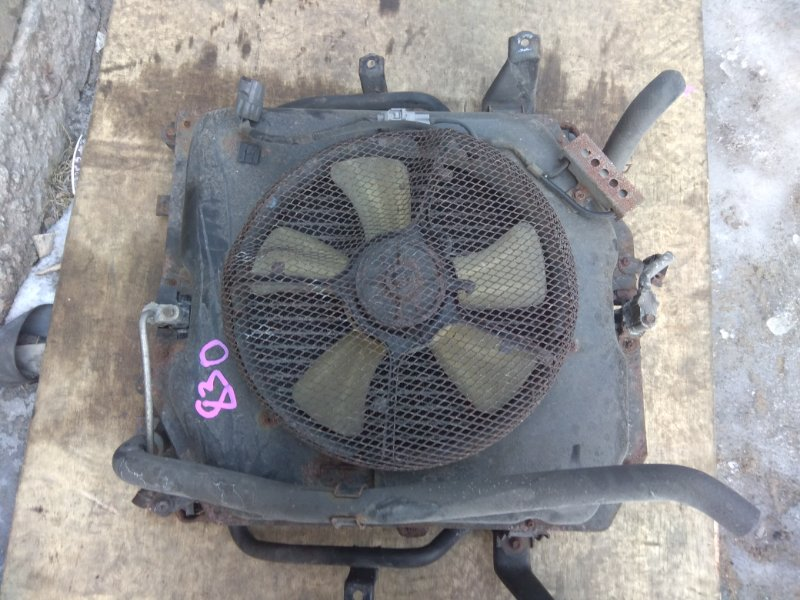 Радиатор основной Toyota Hiace KZH106 1KZ