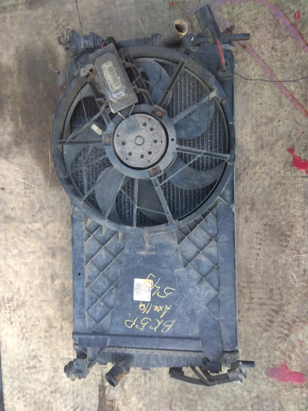 Радиатор основной Mazda Axela BK5P ZY