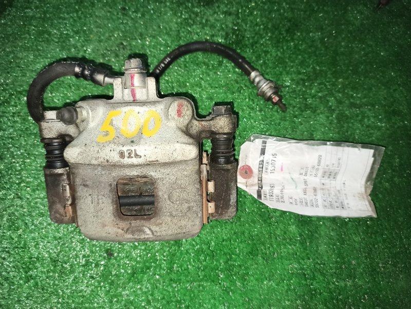 Суппорт Honda Stepwgn RG1 K20A задний левый