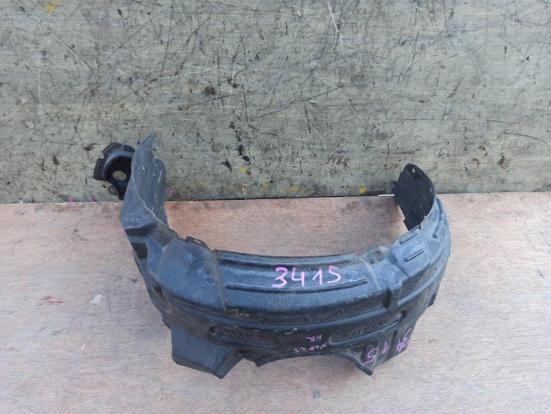Подкрылок Toyota Funcargo NCP20 передний правый